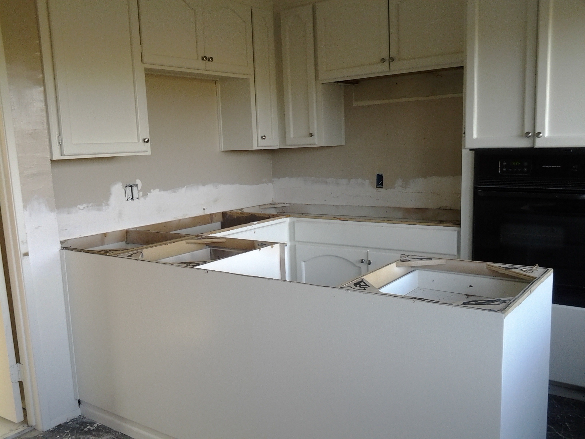 Counter Top Installation
